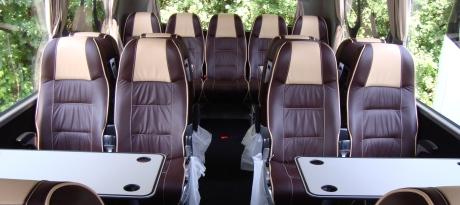 bus som mødelokale